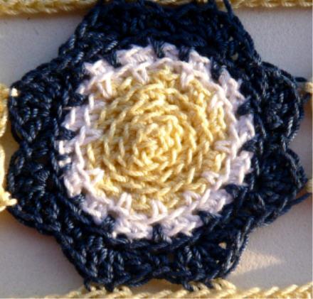 1001 couvertures à crocheter | 3 petites mailles